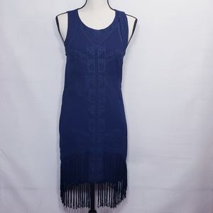 Staring at the stars Urban outfitters Fringe dress